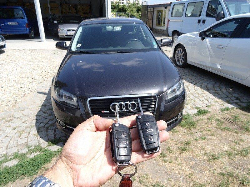 Услуги и продукти за Audi
