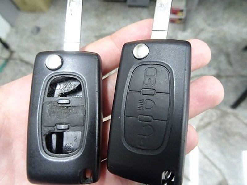 2. Кутийки за автоключове за Alfa Romeo. Ремонт и подмяна