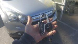 Втори ключ за Хонда ЦРВ 2008