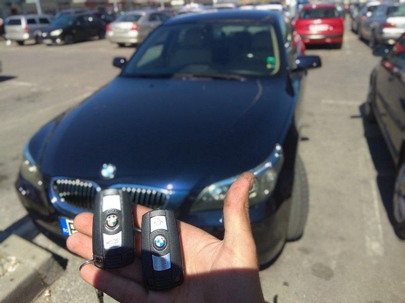 Дубликат ключ BMW 5series