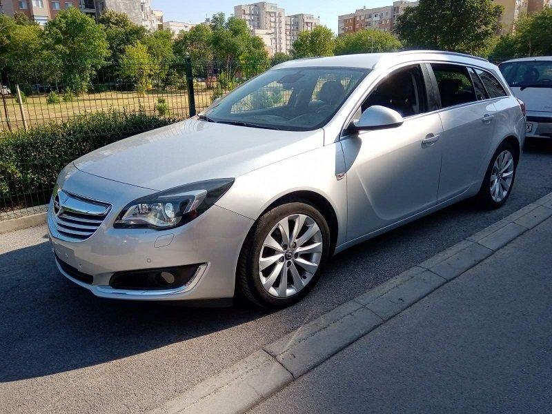 Дубликат ключ Opel Insignia