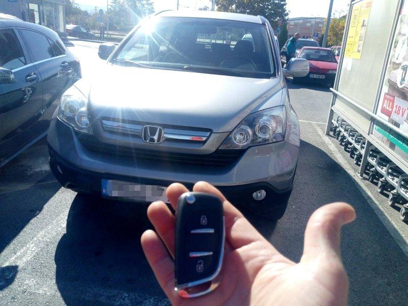 Втори ключ Honda CR-V